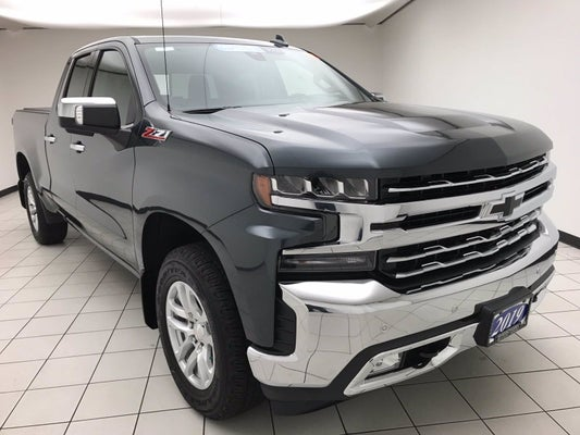 2019 Chevrolet Silverado 1500 Ltz Sheboygan Wi Manitowoc Plymouth Fond Du Lac Port Washington Wisconsin 1gcryged3kz237617