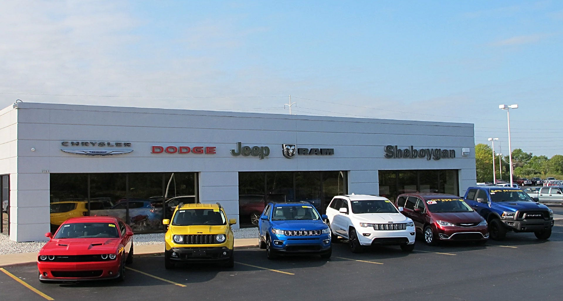 About our Dealership | Chrysler Dodge Jeep RAM Dealer in ...